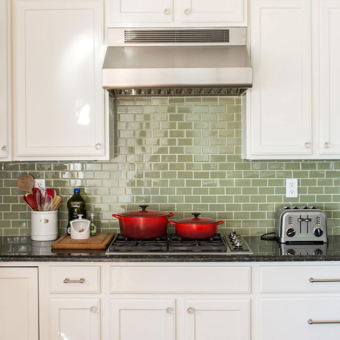 Kitchen Cabinets - H Painting
