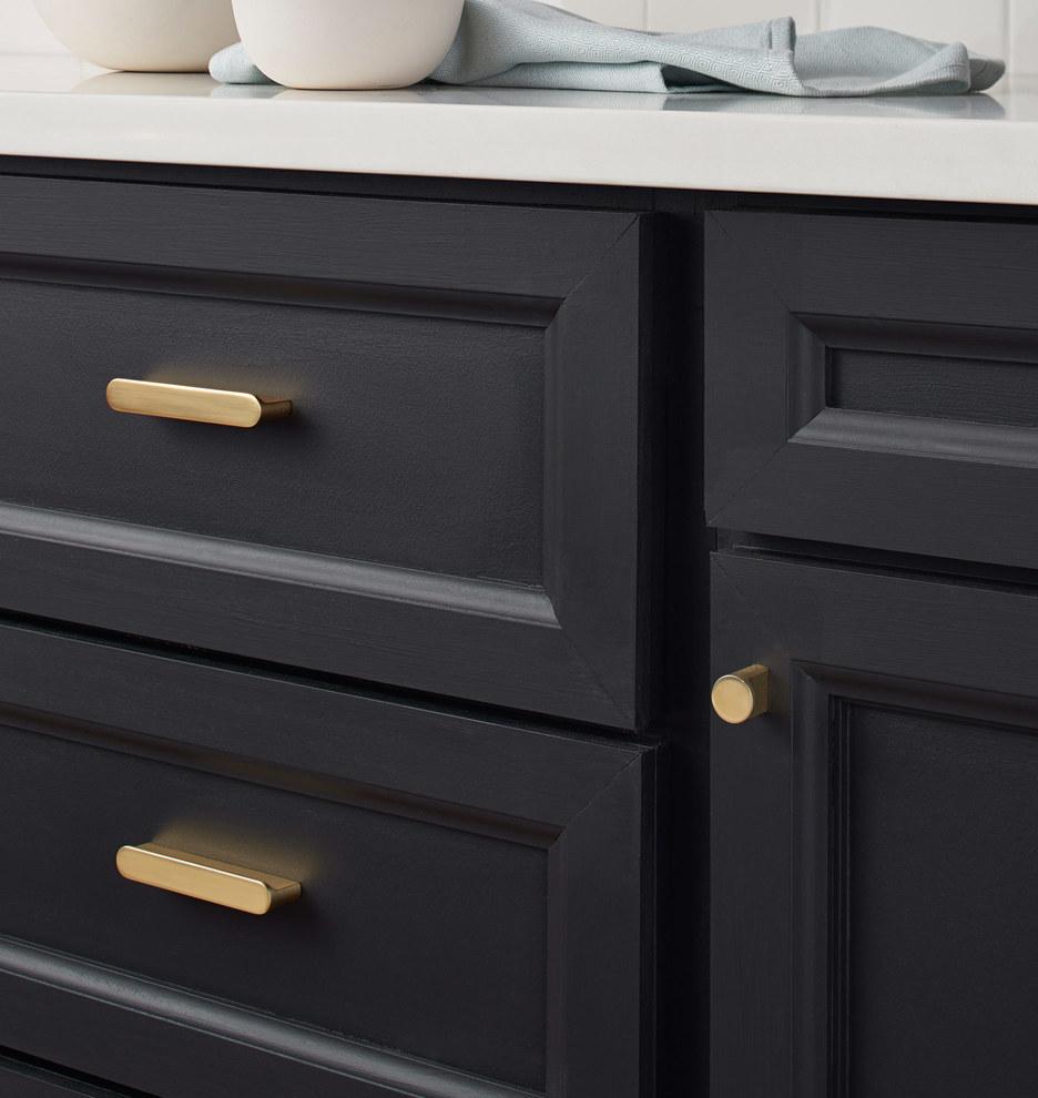 Kitchen cabinet hardware.